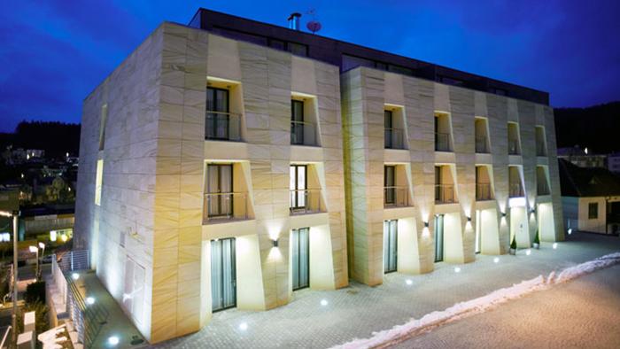 Alexandria II hotel Luhačovice
