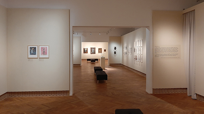 Muzeum a galerie v Mostě